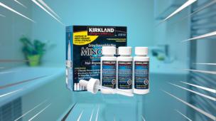 Como usar minoxidil kirkland