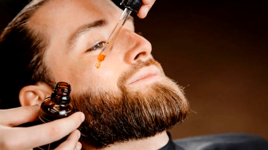 Minoxidil para barba